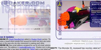 iSoaker.com - June, 2000