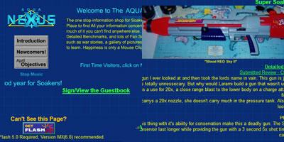 Aqua-Nexus - June, 2003